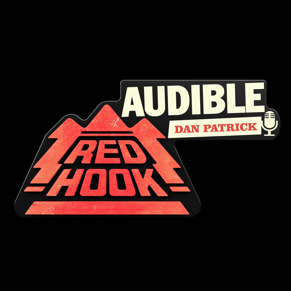 Red Hook Audible Retro Sign